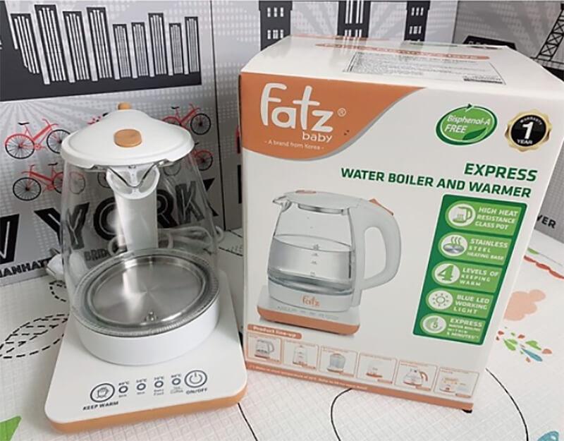 Máy đun và hâm nước siêu tốc Fatz Baby FB3501SL