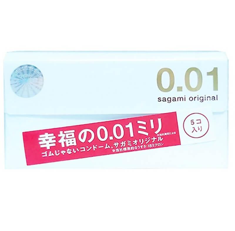 Bao Cao Su Sagami Original 0.01 siêu siêu mỏng