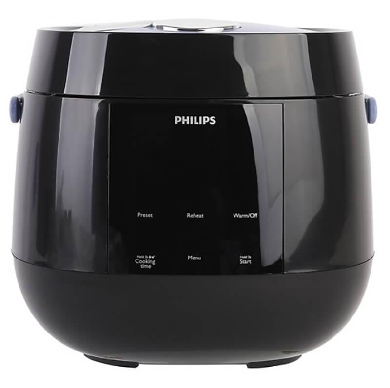 Nồi Cơm Điện Tử Philips HD3060 (0.7L) màu đen loại nào tốt giá rẻ