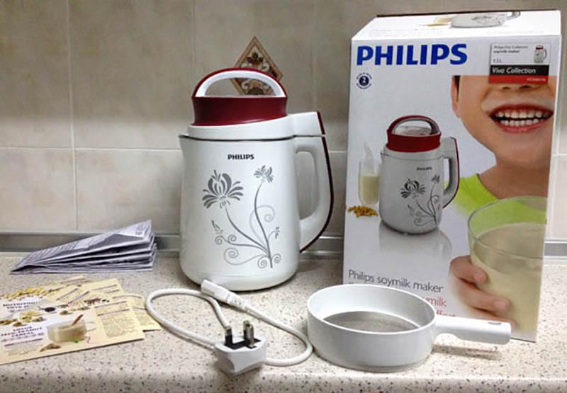 sản phẩm của những thương hiệu uy tín, máy làm sữa đậu nành loại nào tốt