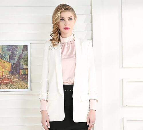 áo khoác blazer nữ đẹp phù hợp chốn công sở