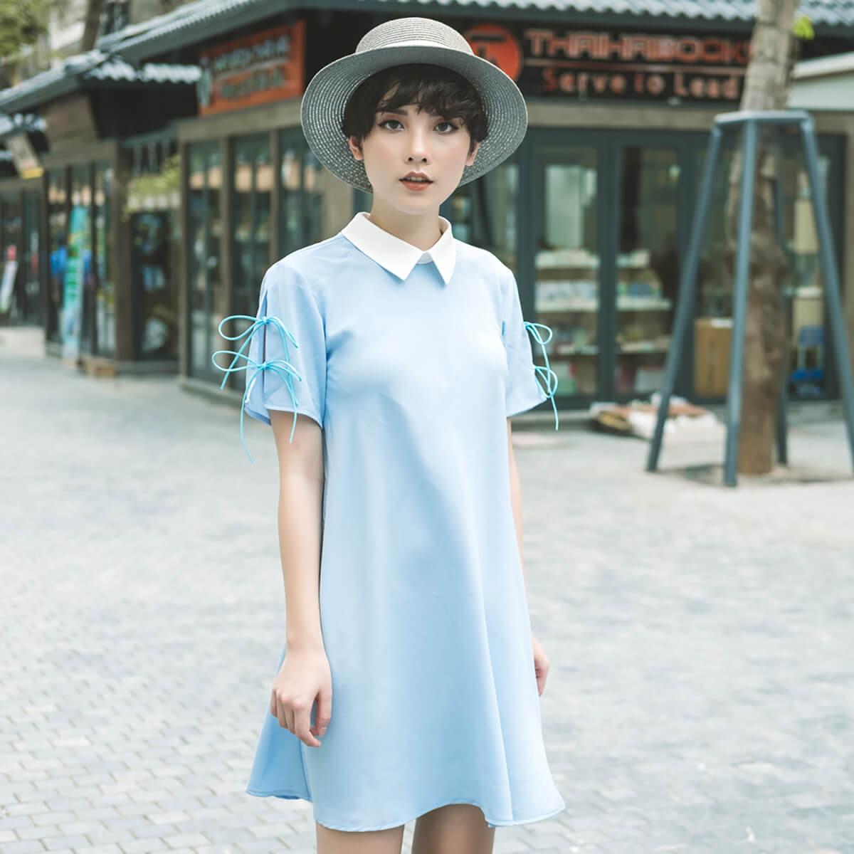 Bật bí cách lựa những mẫu đầm suông đẹp nhất cho chị em
