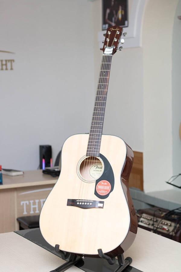 Đàn guitar acoustic Fender CD-60S NAT