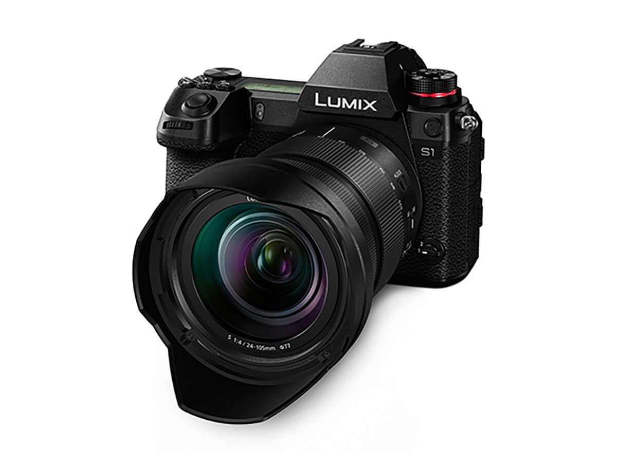 4K full-frame mirrorless tốt nhất: Panasonic Lumix S1