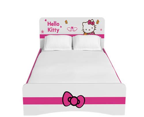 Giường trẻ em HelloKitty cho bé gái