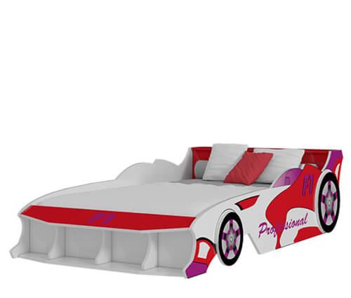 Giường trẻ em kiểu ôtô F1