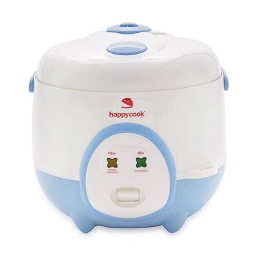 Nồi cơm điện mini du lịch tiện lợi:  Happycook 0.6 lít HC-60