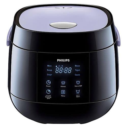 Nồi cơm điện mini cho 1 người tốt: Philips HD306