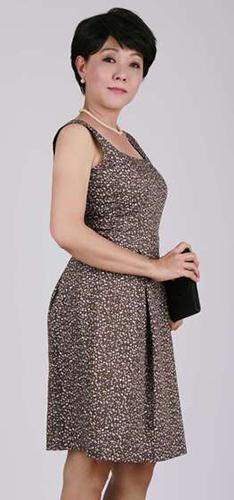 Béo lùn nên mặc váy như thế nào?